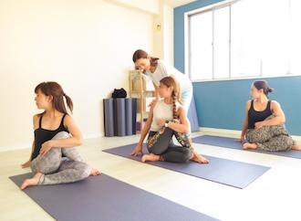 en yoga studioの画像